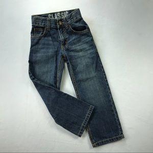 Gymboree Boys Classic Fit Medium Wash Jeans